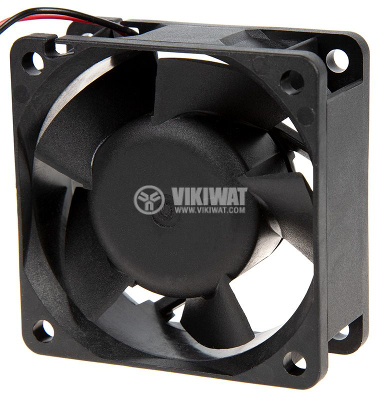 Вентилатор 60x60x25mm - 3