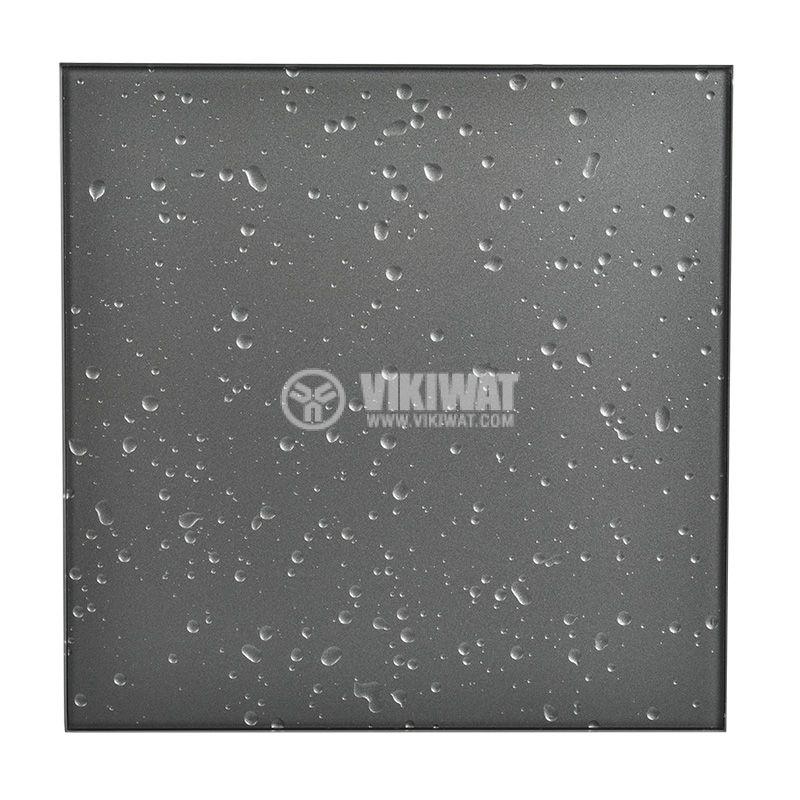 Вентилатор за баня мокър асфалт - 2