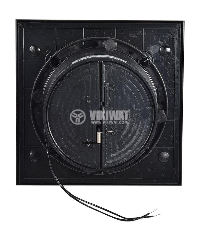 Вентилатор за баня с клапа - 3