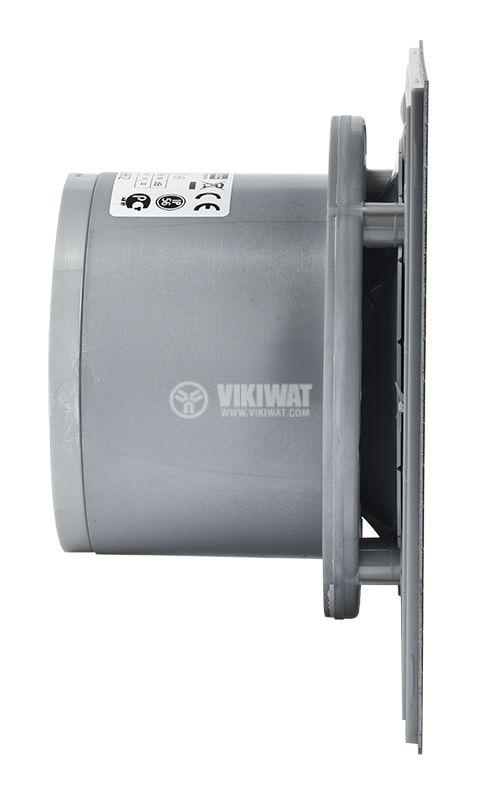 Вентилатор за баня ф100 - 3