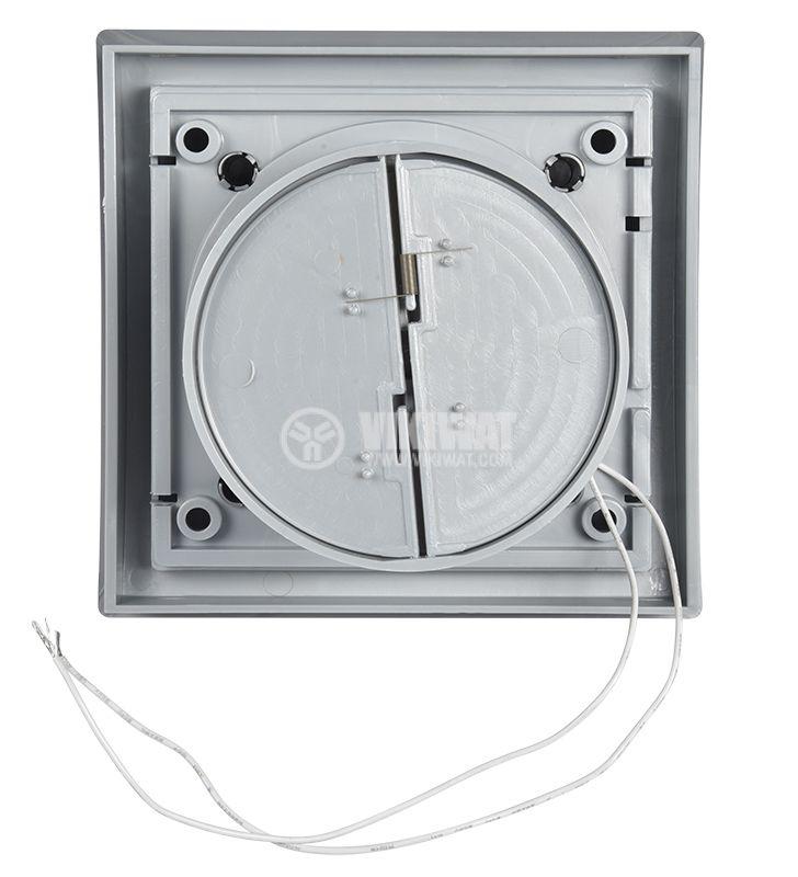 Вентилатор с клапа - 3