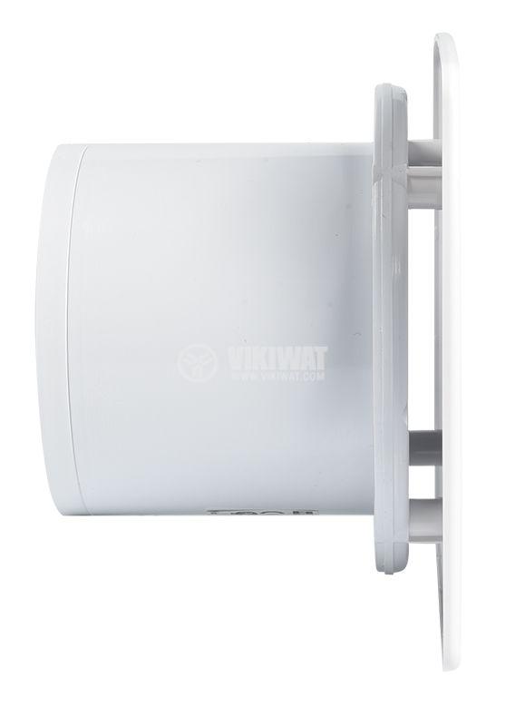 Вентилатор за баня с клапа - 4