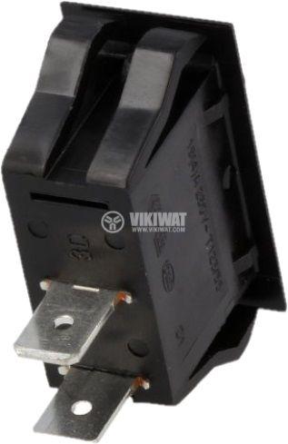 Rocker превключвател HB110C7NBBRA - 2
