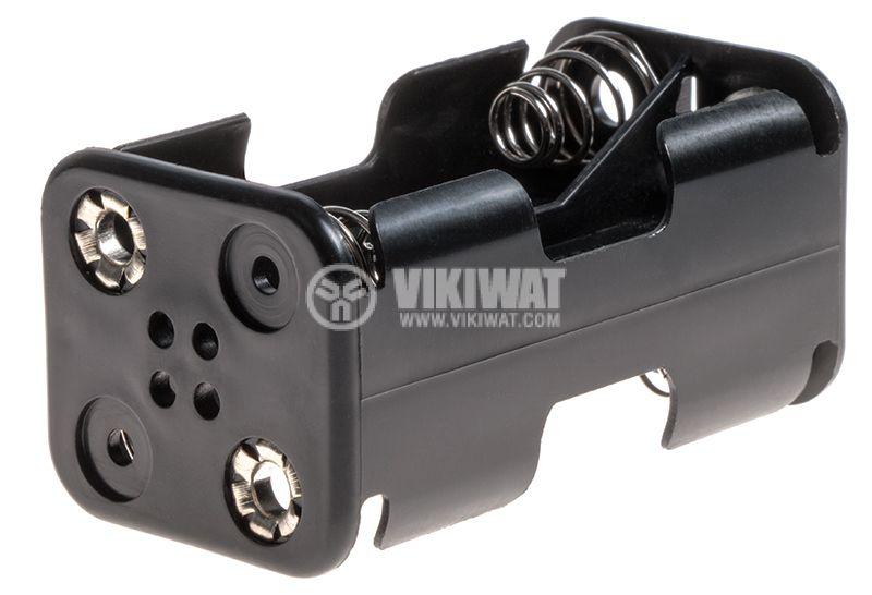 Battery holder BH-343-1A - 2