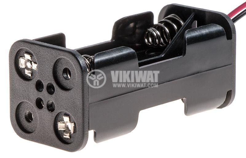 Battery holder BH-443A - 2