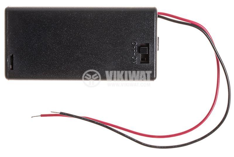 Държач за батерии SBH-321-1AS - 1