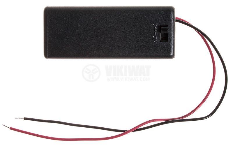 Държач за батерии SBH-421-1AS - 2