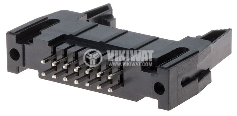 Connector DS1011-14SBSIB7 with an ejector - 2