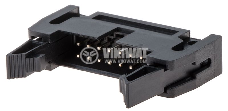 Connector IDC male 14 pins 2.54mm raster 2x7 - 1