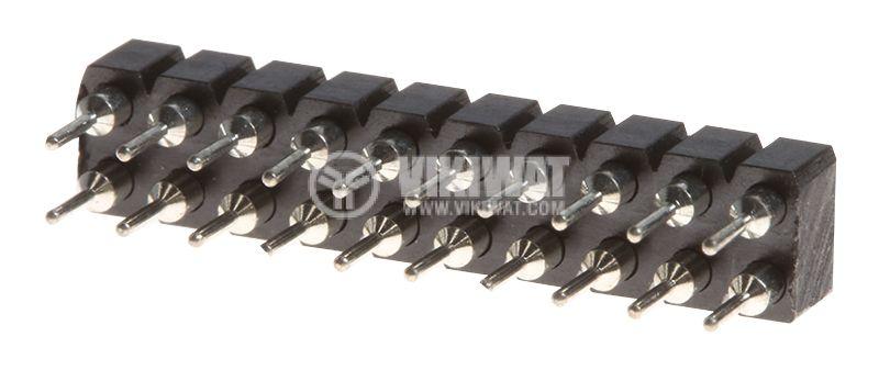 Конектор DS1002-01-2X10V13 - 2