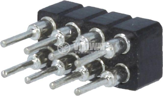 Конектор DS1002-02-2*4BT1F6 - 2