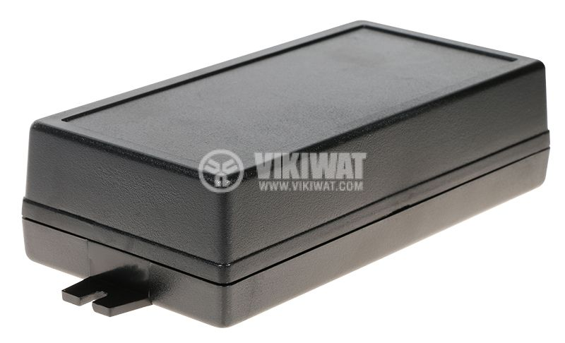 Кутия Z52U 146x74x40 ABS черна универсална - 1