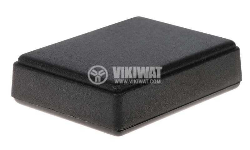 Кутия Z69 64x49x17 ABS черна универсална - 1