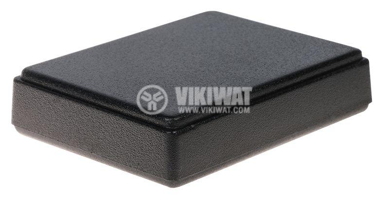 Кутия Z71 76x59x17 ABS черна универсална - 1