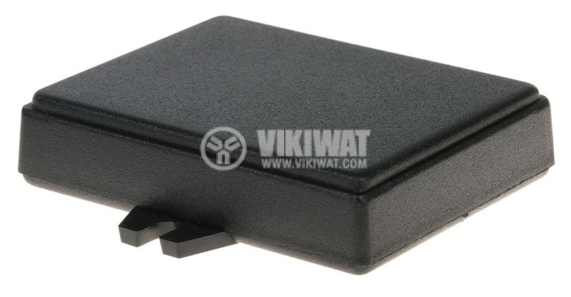 Кутия Z71U 77x59x18 ABS черна универсална - 1