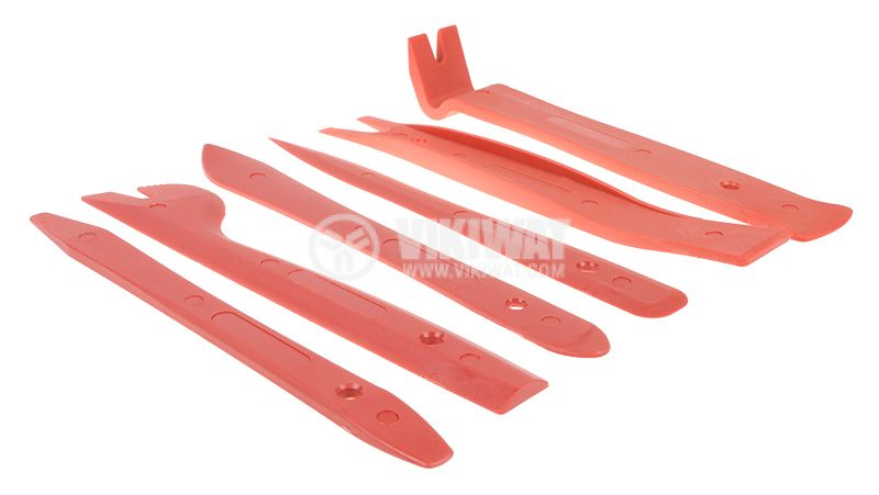 Комплект пластмасови инструменти за демонтаж - 2