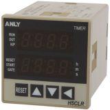 Реле за време H5CLR-11, 100~240VAC/VDC, многофункционално, 0.001s~9999h, 5A/250VAC, 2xNO+2xNC