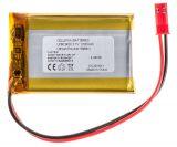 Акумулаторна батерия 3.7V, 1200mAh, Li-Po