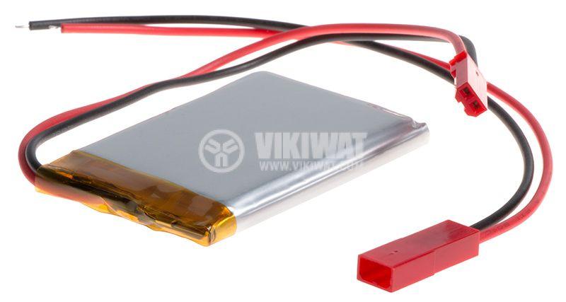 Акумулаторна батерия LP675568 - 2