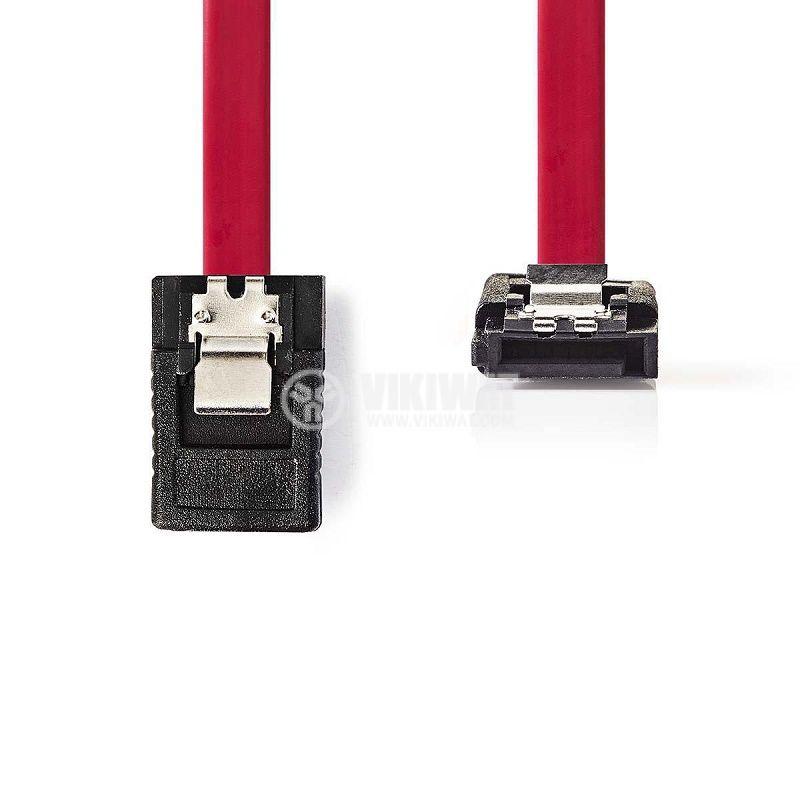 sata cable angled - 2