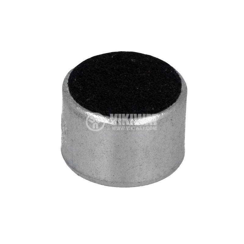 Микрофон BCM-9765, миниатюрен, ф9.7x6.5mm