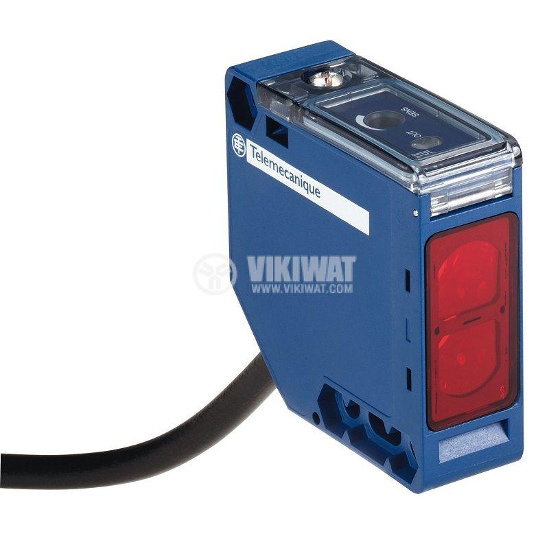 Оптичен Датчик, XUK1APANL2, отражателен датчик 50x50x18mm