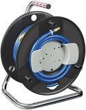 Макара с маркуч за компресор, 20м маркуч, Ф6/12мм, черна, Brennenstuhl, 1127020