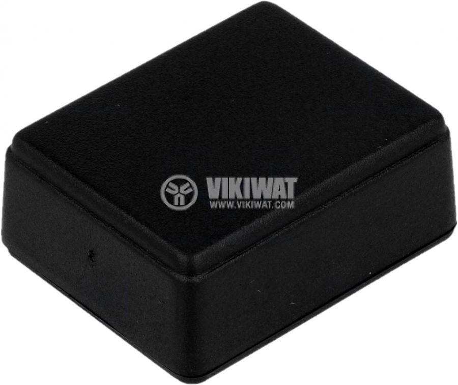 Кутия Z47 50x40x20 ABS черна универсална - 1