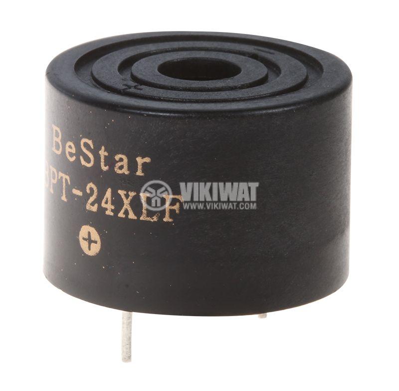 Зумер BPT-24X пиезоелектрически сигнализатор 90dB 3.7kHz - 1