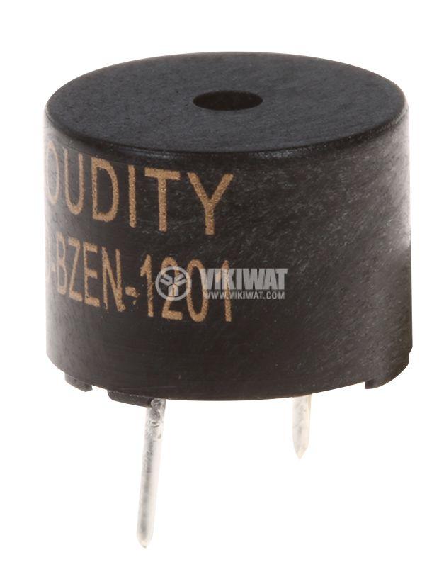 Зумер електромагнитен сигнализатор 80db - 1