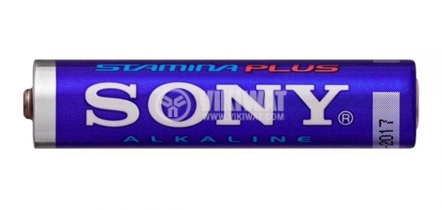 Алкална батерия SONY Stamina Plus AA 1.5 VDC