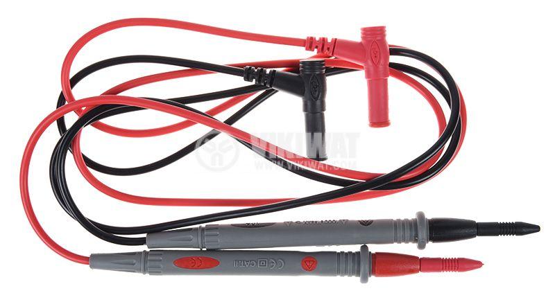 Сонди тип пипала с проводници за мултимер, 1000V, 10A  - 1