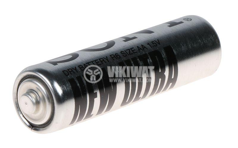 Батерия цинкова R6 AA - 2