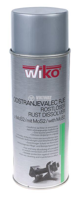 Deep penetrating spray Wiko Rust Dissolver with MOS2 400ml - 1