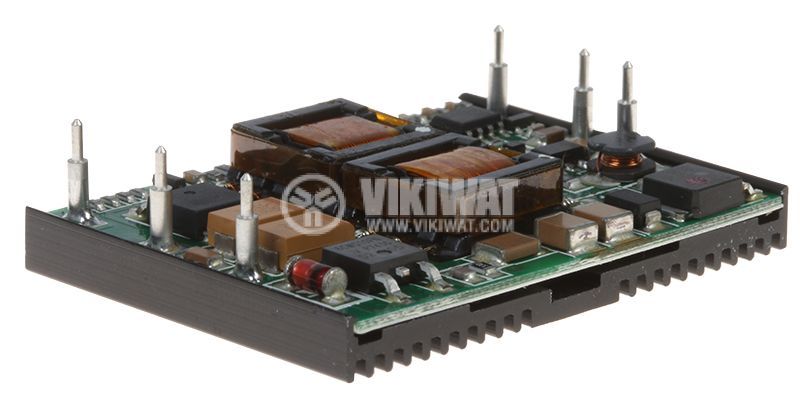 Модул конвертор DC-DC, NSD15-48S12, 18~72V, 12VDC, 1.25A - 1