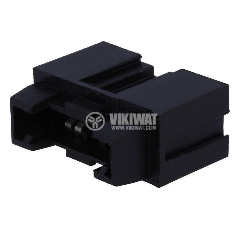 Държач за предпазител серия Unival, 0300420, 40A, 32V, 19mm - 1