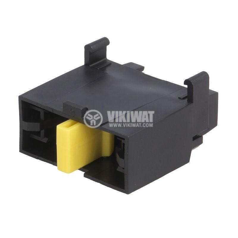Държач за предпазител серия Unival, MTA-0300354, 32A, 32V, 19mm - 1