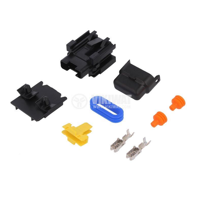 Държач за автомобилни предпазители 19mm до 21A 32V IP33 - 2