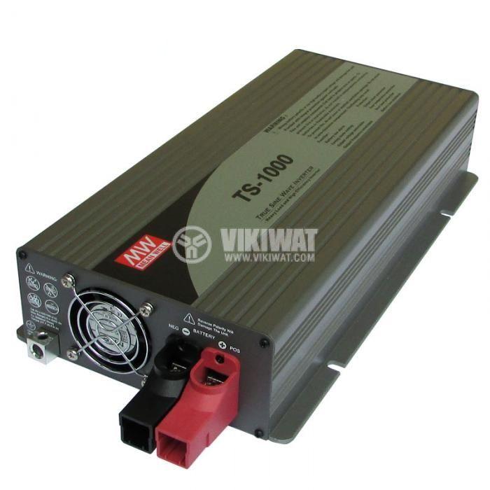 Инвертор 24V 230V 1000W истинска синусоида - 2
