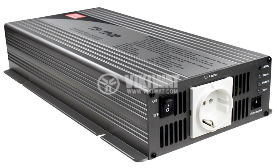 Inverter 12VDC 230V 1000W - 2