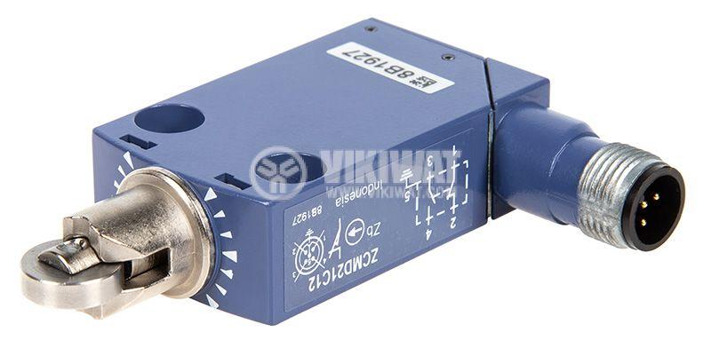 Краен изключвател 1.5A/240VAC, NO+NC, незадържащ - 3