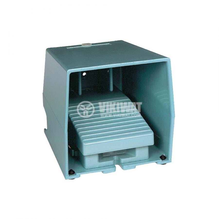 Крачен превключвател XPEM611 SPST-NOx2+SPST-NCx2 3A/240V - 1
