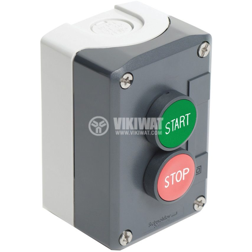 Push button XALD215 600V/10A 2 buttons
