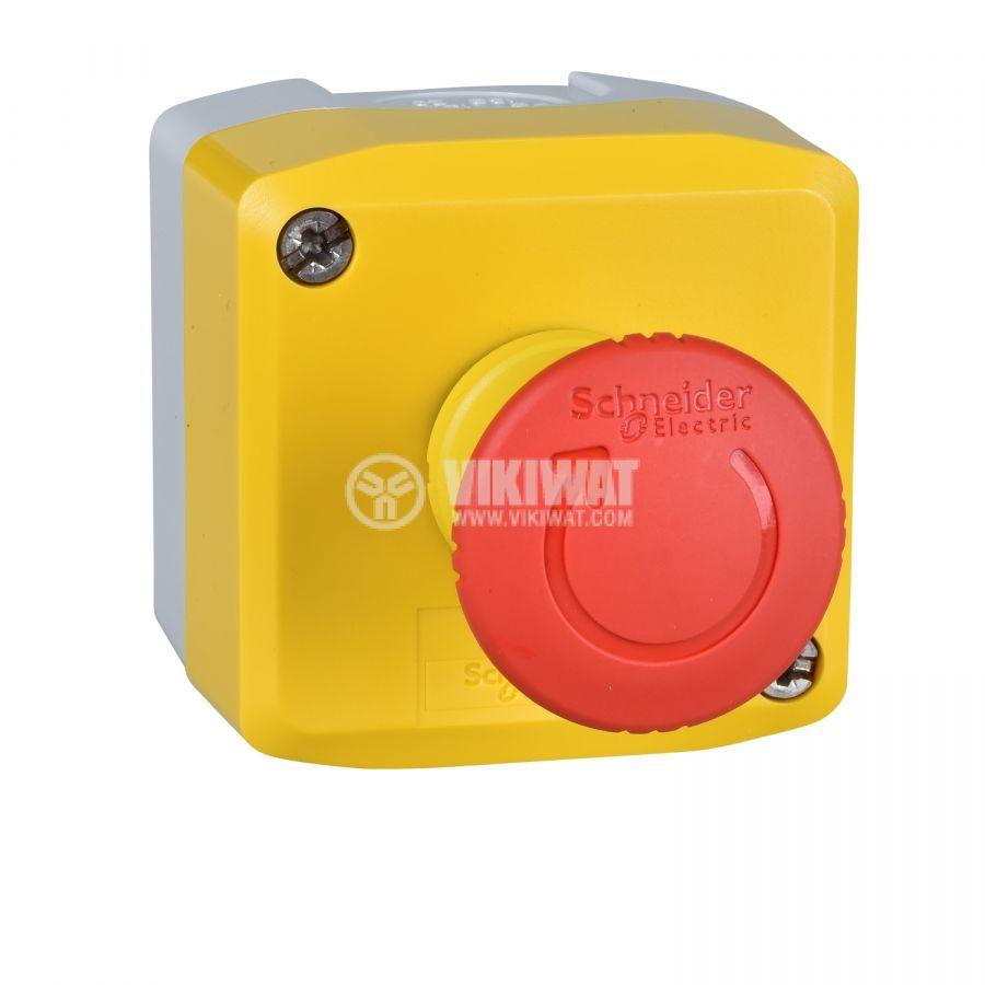 Push button for motor XALK178 600V/10A 1 button