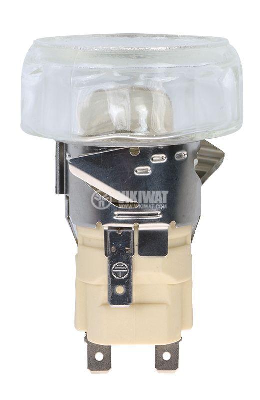 Плафон за фурна 3601, 220VAC, 25W, E14   - 1