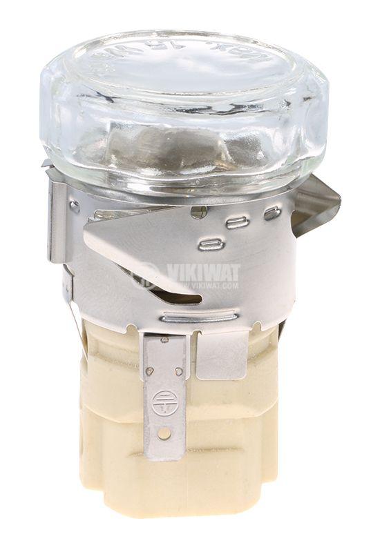 Плафон за фурна 3606, 220VAC, 25W, E14 - 1