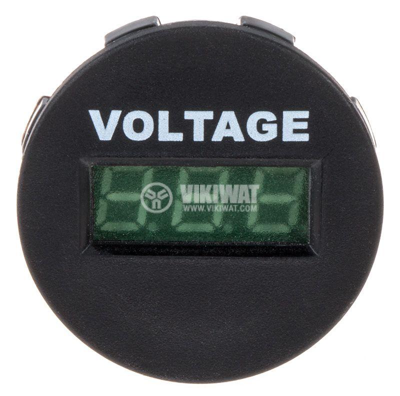 Цифров волтметър A25-1-BB3-G - 2