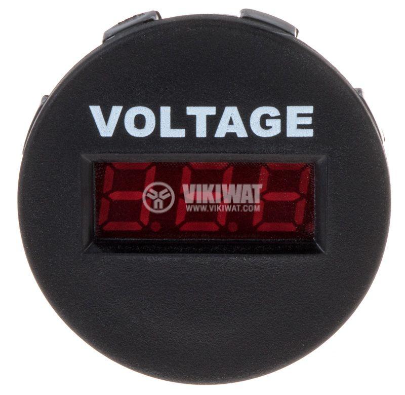 Цифров волтметър A25-1-BB3-R - 2