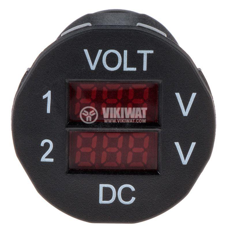 Цифров волтметър A25-6B - 2