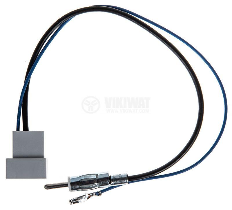 Автомобилен антенен преход за HONDA и NISSAN, AA-HONDA.03-DIN  - 2